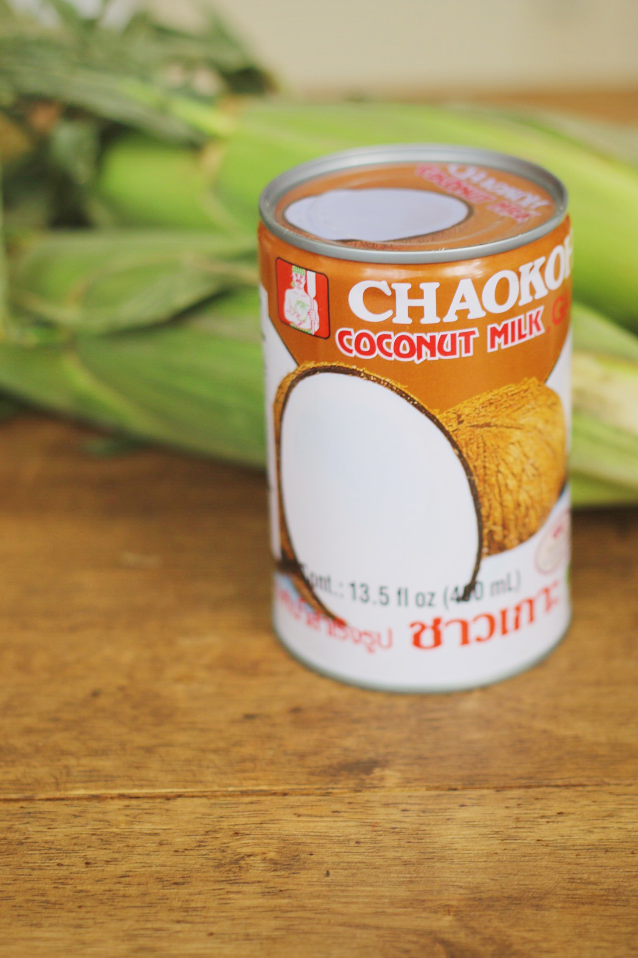 You need 1 can of coconut milk. My mother always claim this brand is the best out there.